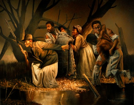 Harriet Tubman's Underground Railroad